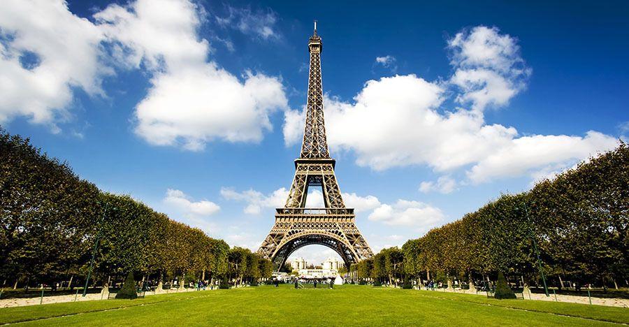 Эйфелева башня (Париж, Франция) 1zoom.me