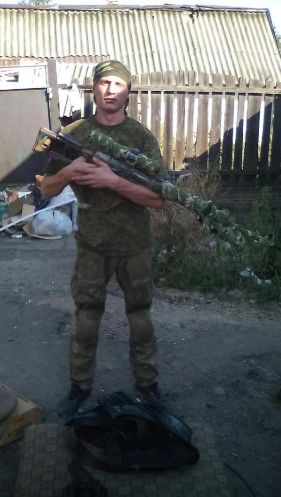 Террорист Игорь Кушнир