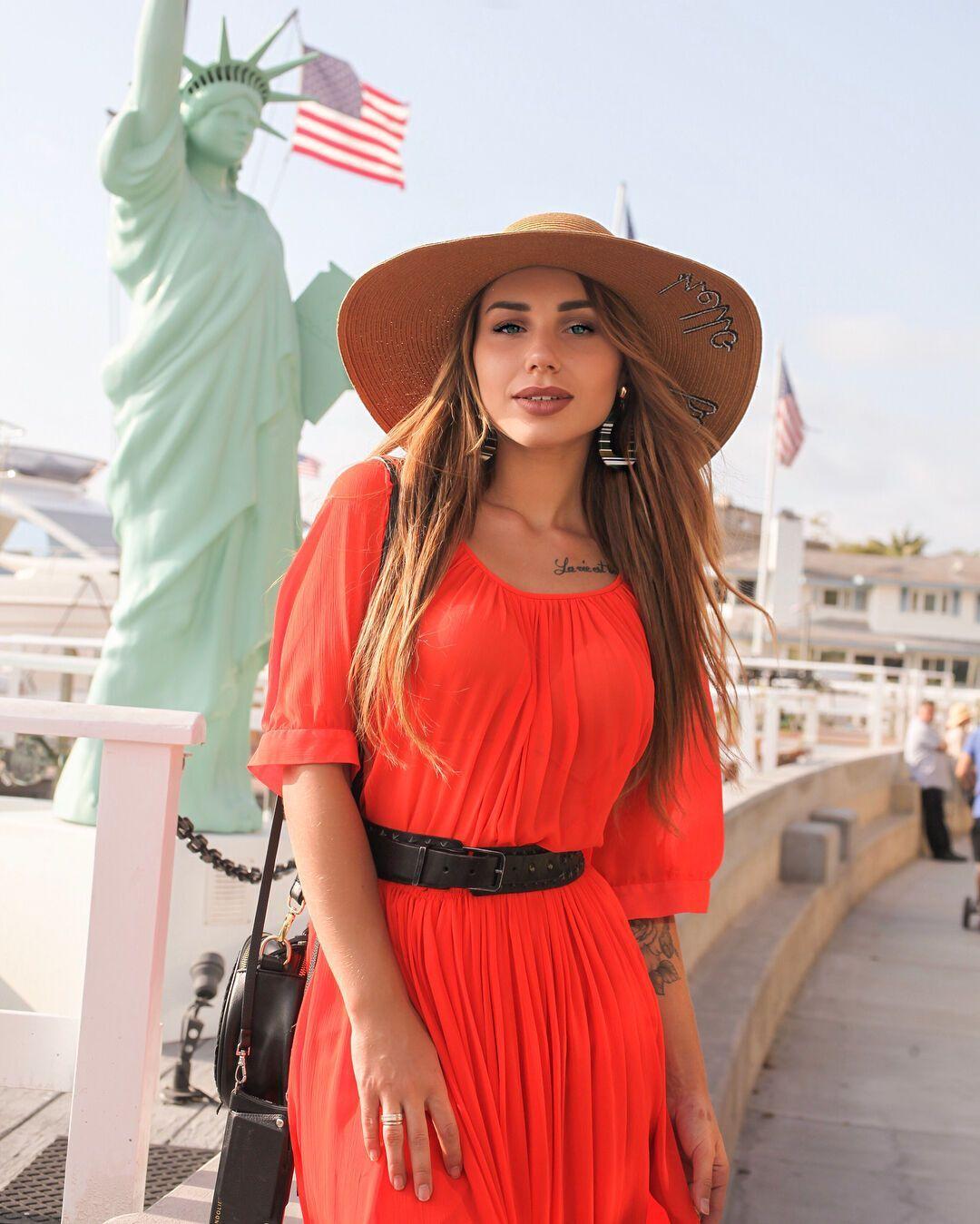 Украинка рассказала о жизни в США.