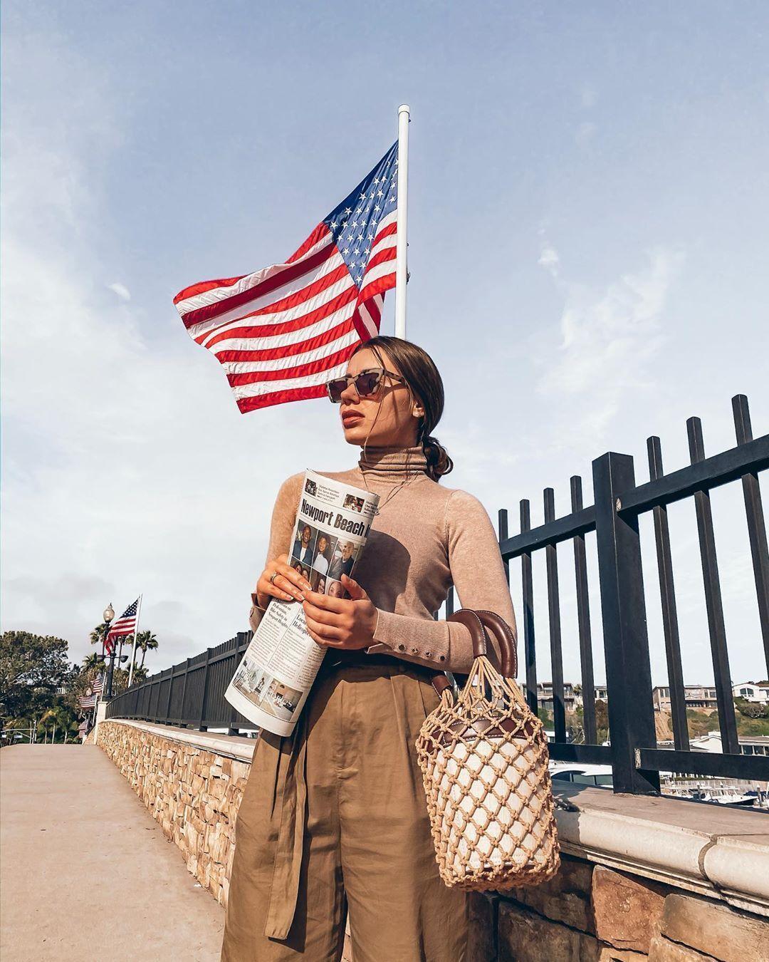 Блогер из Украины рассказала, как ей удалось устроиться в США.