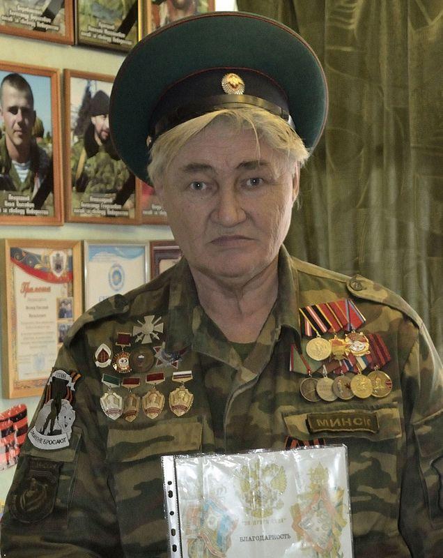 "Терорист Михайло Батура (""Мінськ"")."