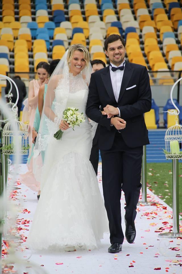 Весілля Євтушенка і Добринської.