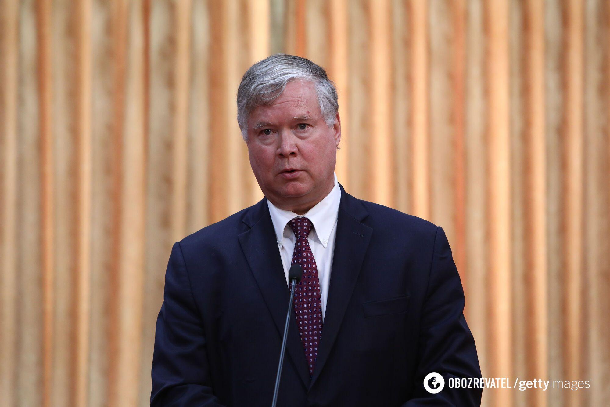 Стивен Биган заявил, что США настаивают на перевыборах в Беларуси.