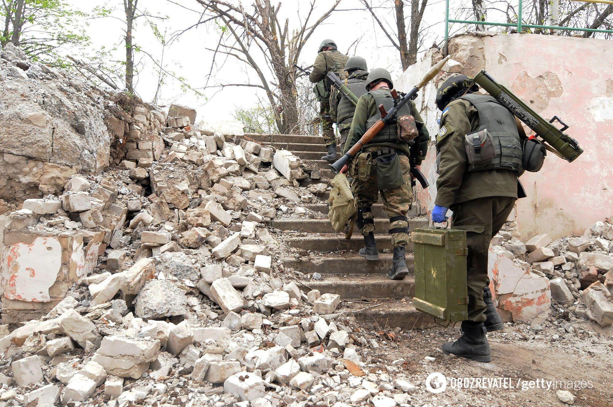"""""""Росія не дотримується домовленостей про розведення сил і готується до розширення збройної агресії проти України в час """"Ч"""""""