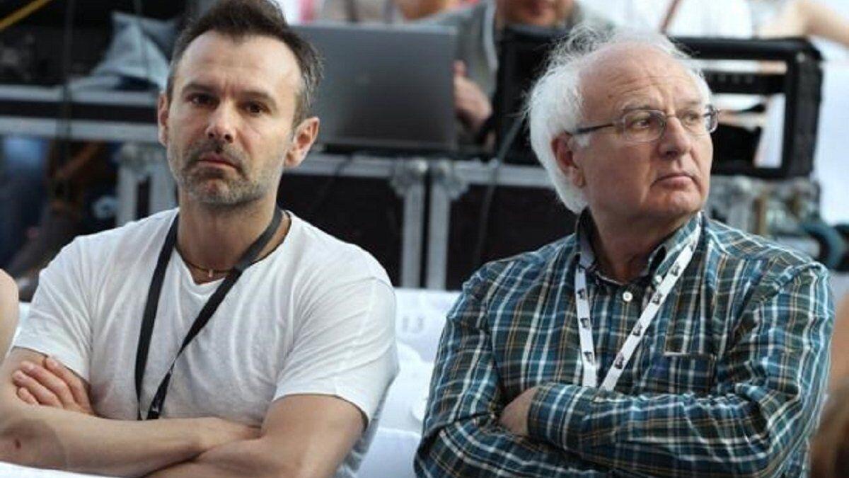 Святослав Вакарчук с отцом. 24tv.ua
