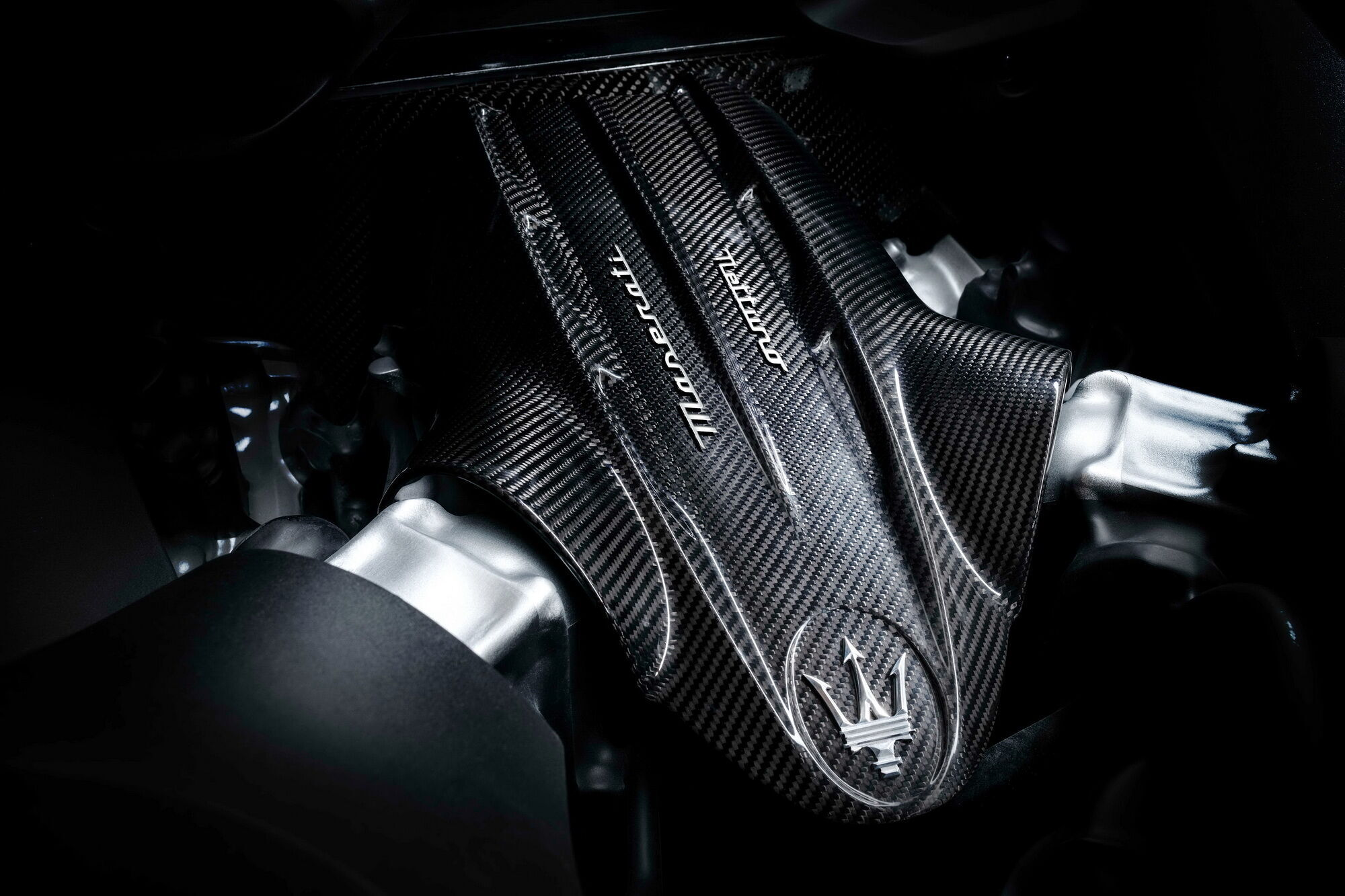 V6 Nettuno стал первым мотором собственной разработки компании за последние два десятилетия. Фото:
