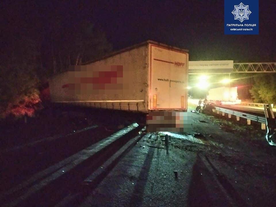 В результате аварии умерли 5 человек, еще 20 получили ранения