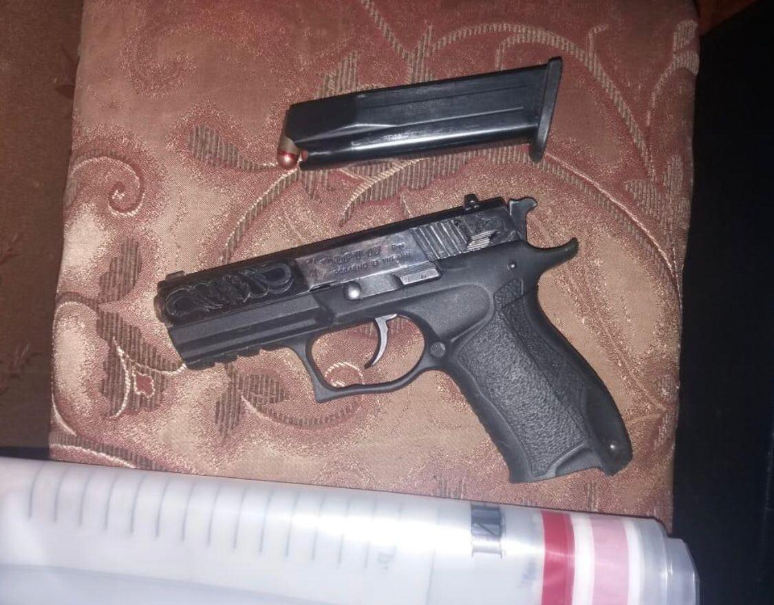 Открыты уголовные дела из-за незаконного хранения оружия.
