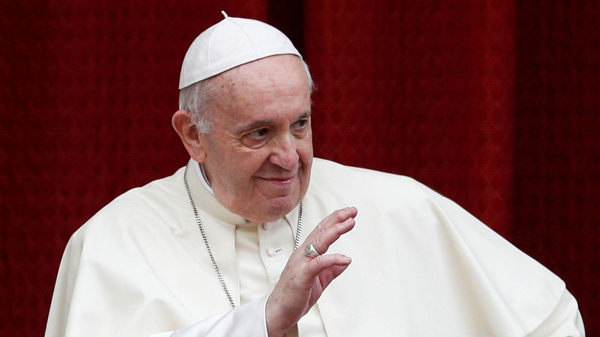 Папа Франциск рассказал, для чего нужен секс.