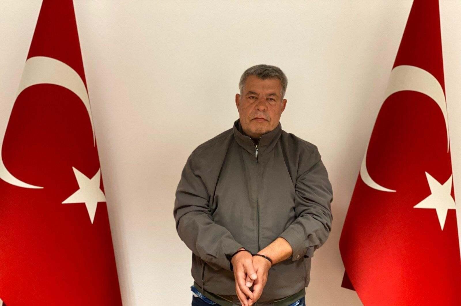 Турецкие спецслужбы захватили в Одессе курда Ису Озера