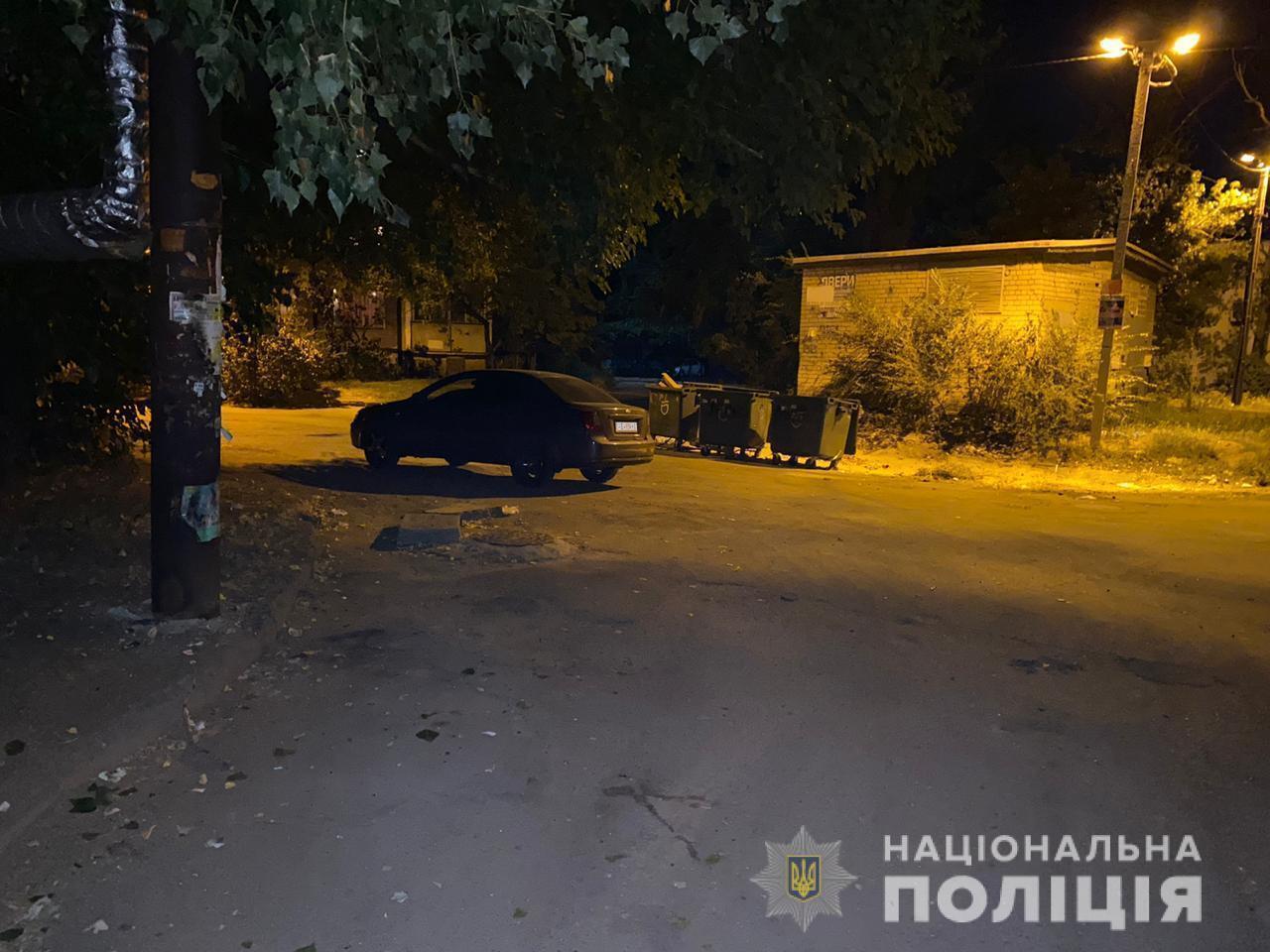Інцидент стався в Індустріальному районі Дніпра.