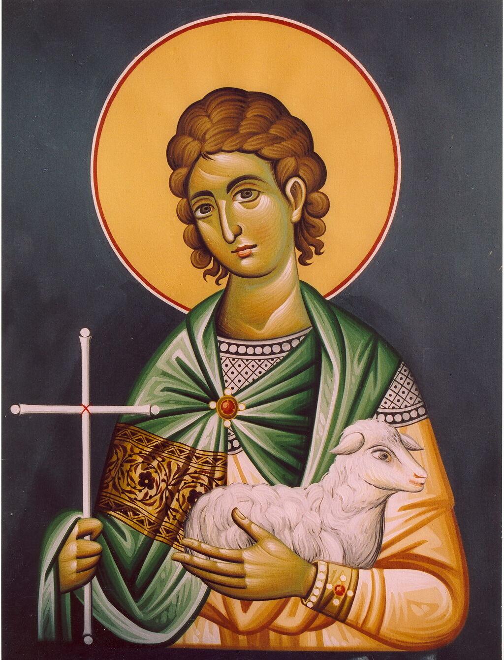 Святий мученик Мамант вшановується церквою 15 вересня.