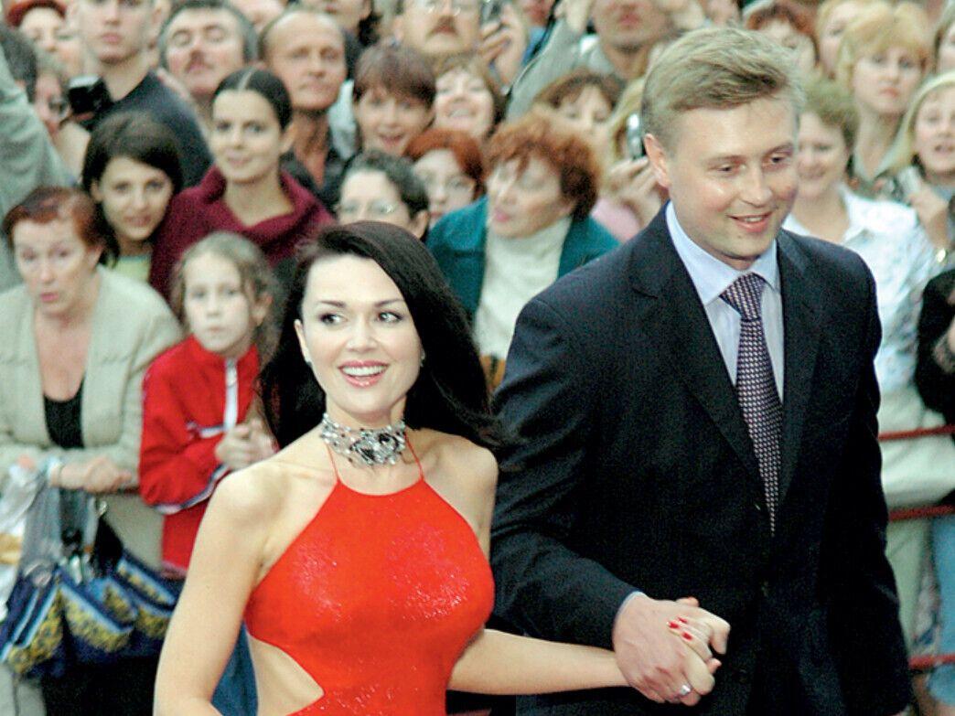 Анастасия Заворотнюк и Дмитрий Стрюков. showbizzz.net