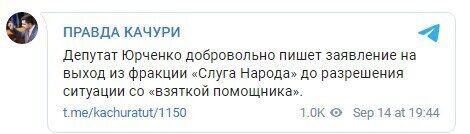 Telegeam Александра Качуры.