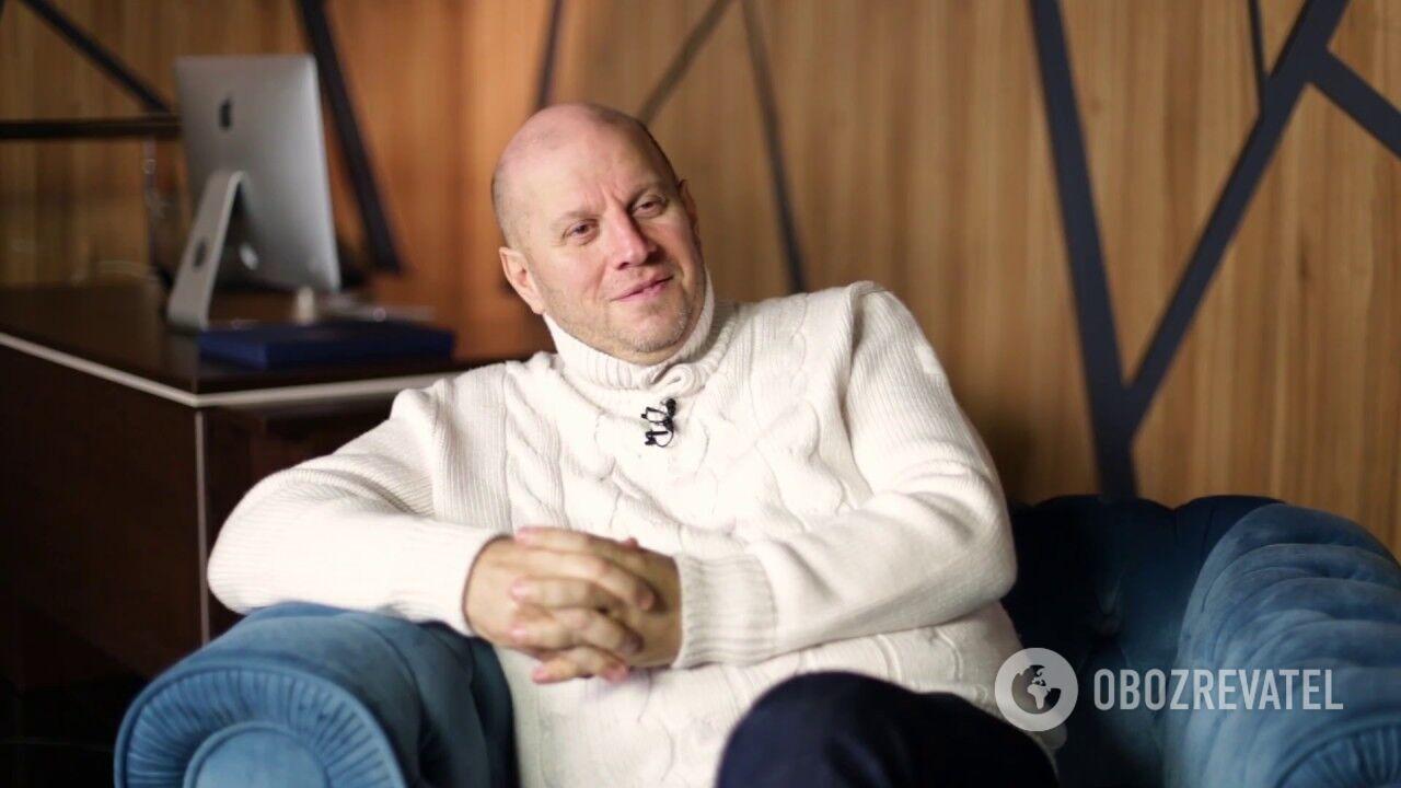 Михаил Бродский.