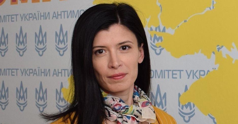 Глава АМКУ Ольга Пищанская.