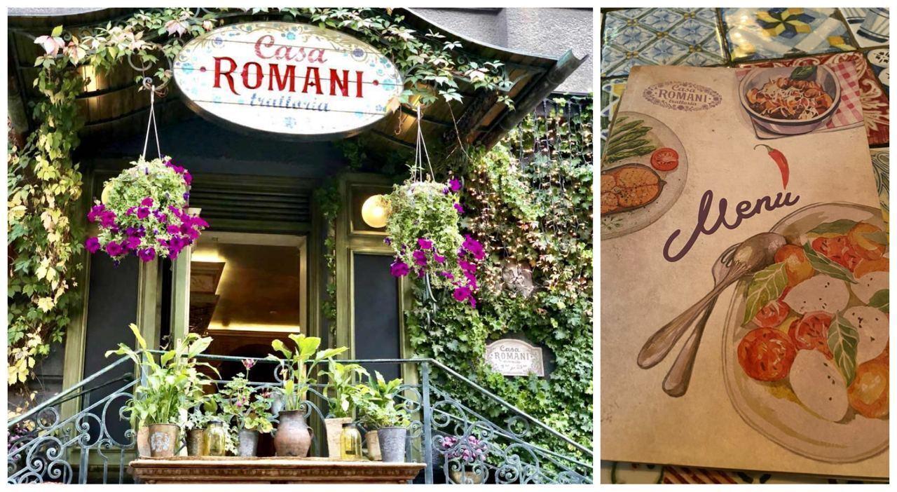 Санврач и нардеп посетили заведение Casa Romani trattoria