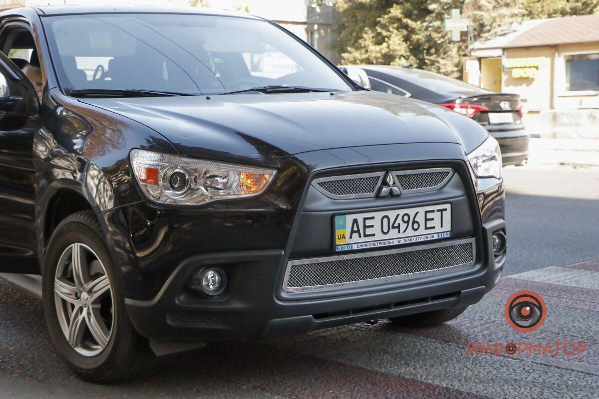 Аварія трапилася на перехресті вулиць Титова і Академіка Янгеля.