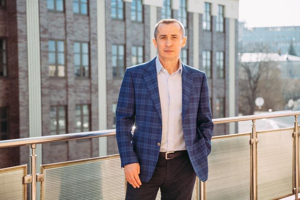 Загід Краснов – депутат міської ради Дніпра з 2015 року