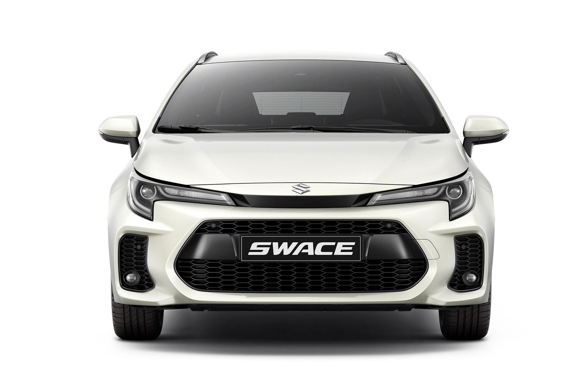2021 Suzuki Swace. Фото: