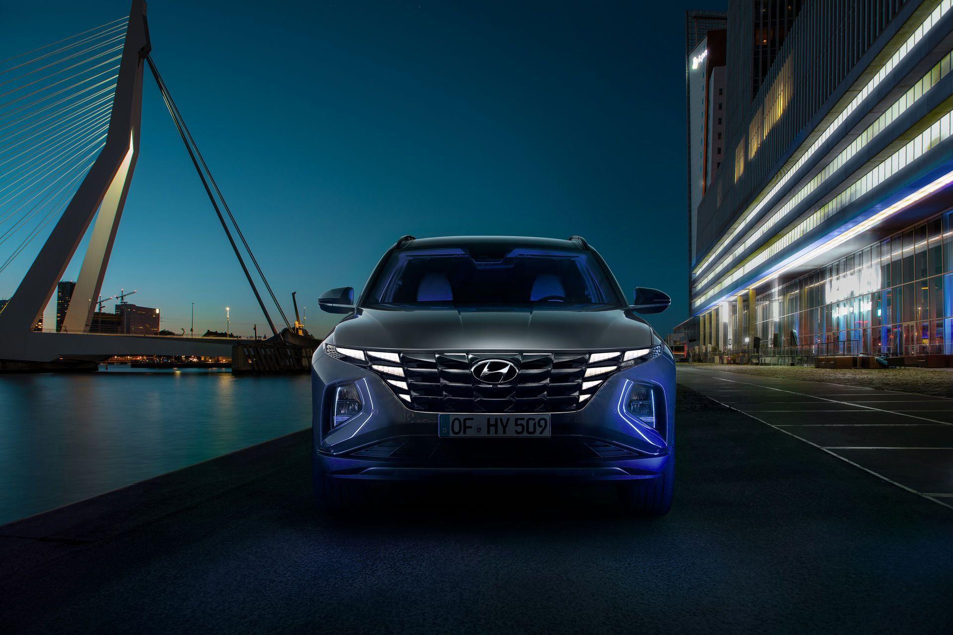 2021 Hyundai Tucson.