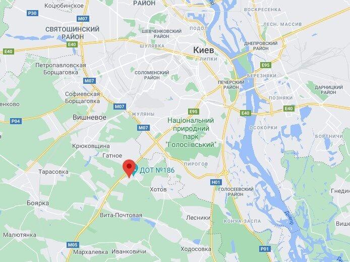 Инцидент произошел в районе Чабанов.
