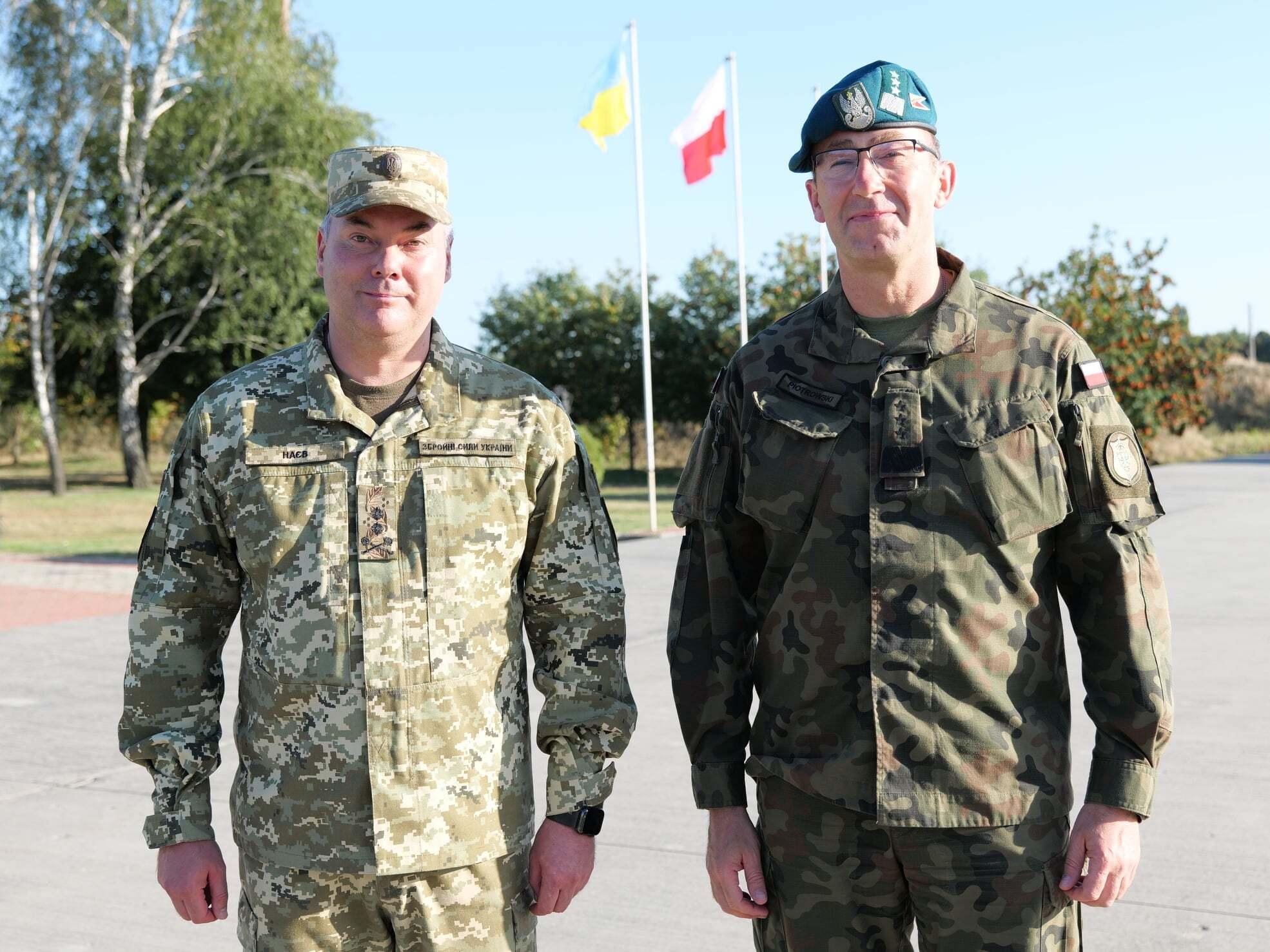 Україна та Польща обговорять питання військової співпраці.