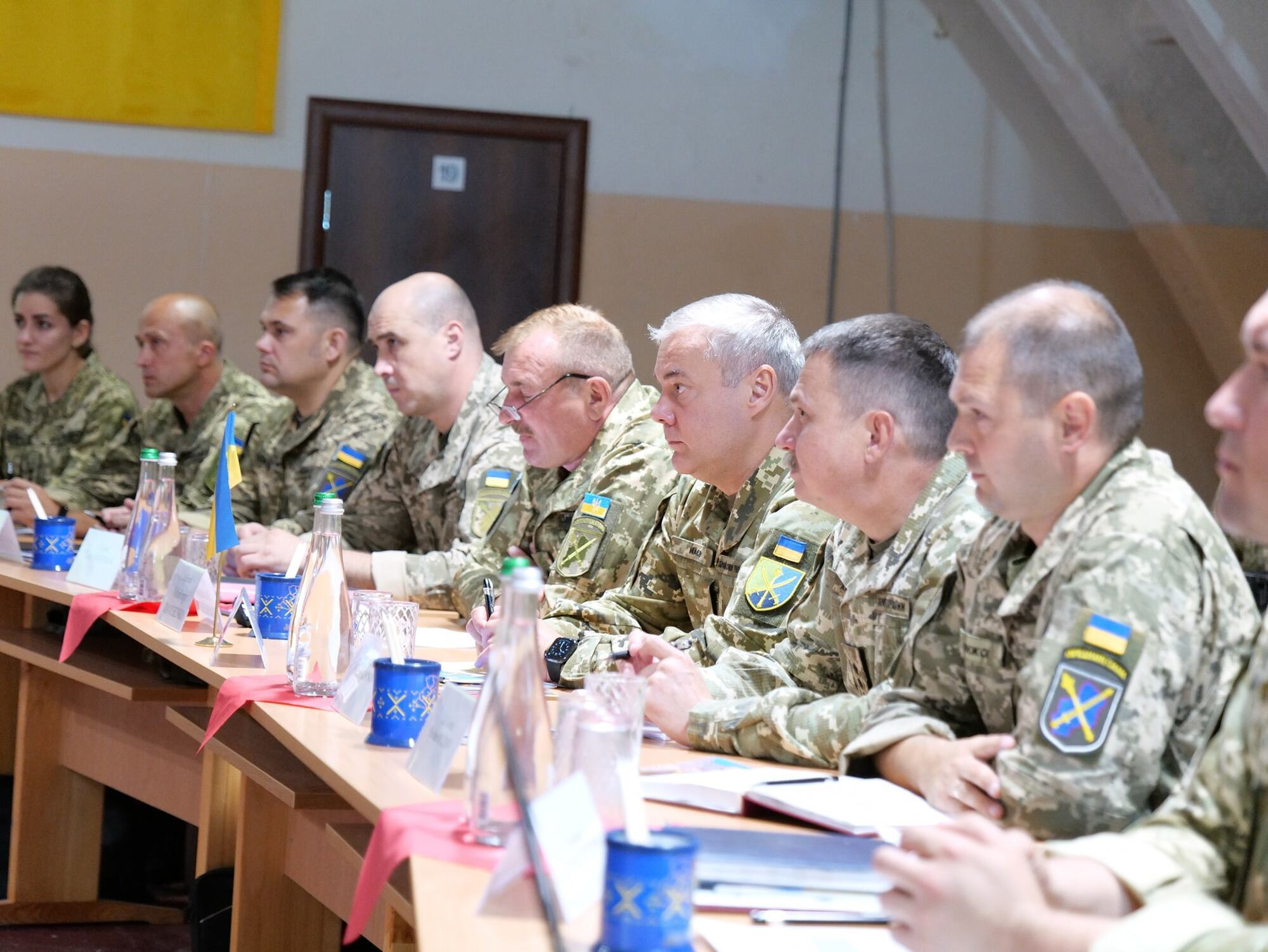 Українські та польські військові налагоджують співпрацю.