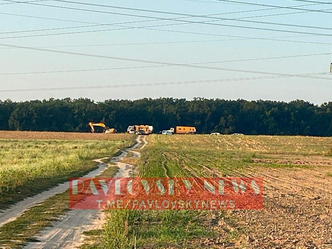 У Чабанах трапилася розгерметизація магістрального газопроводу високого тиску.