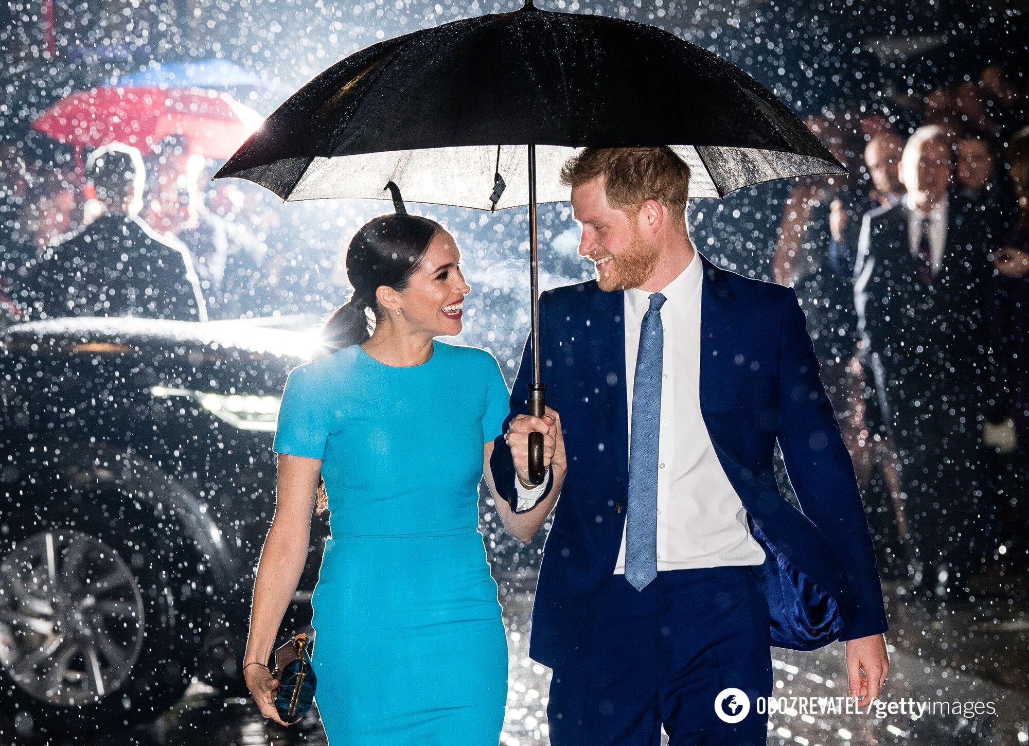 Принц Гаррі і Меган Маркл.