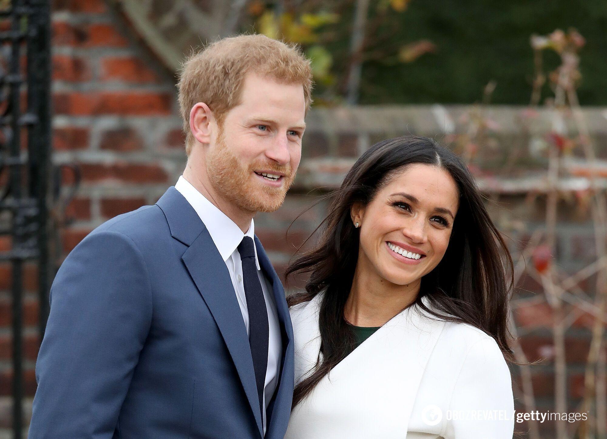 Принц Гаррі і Меган Маркл одружилися у 2018 році.