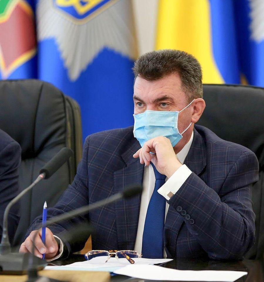 Данилов назвал предстоящие выборы в Украине одними из самых сложных за годы независимости.