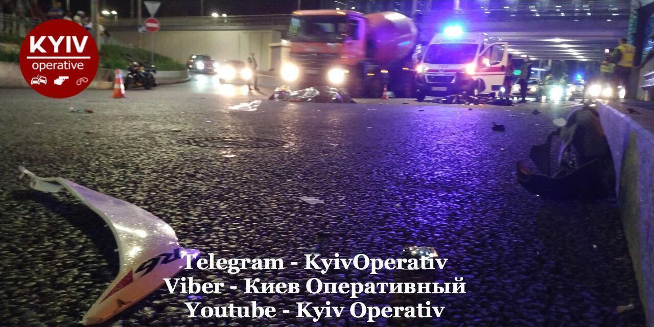 Аварія сталася ввечері 15 вересня.