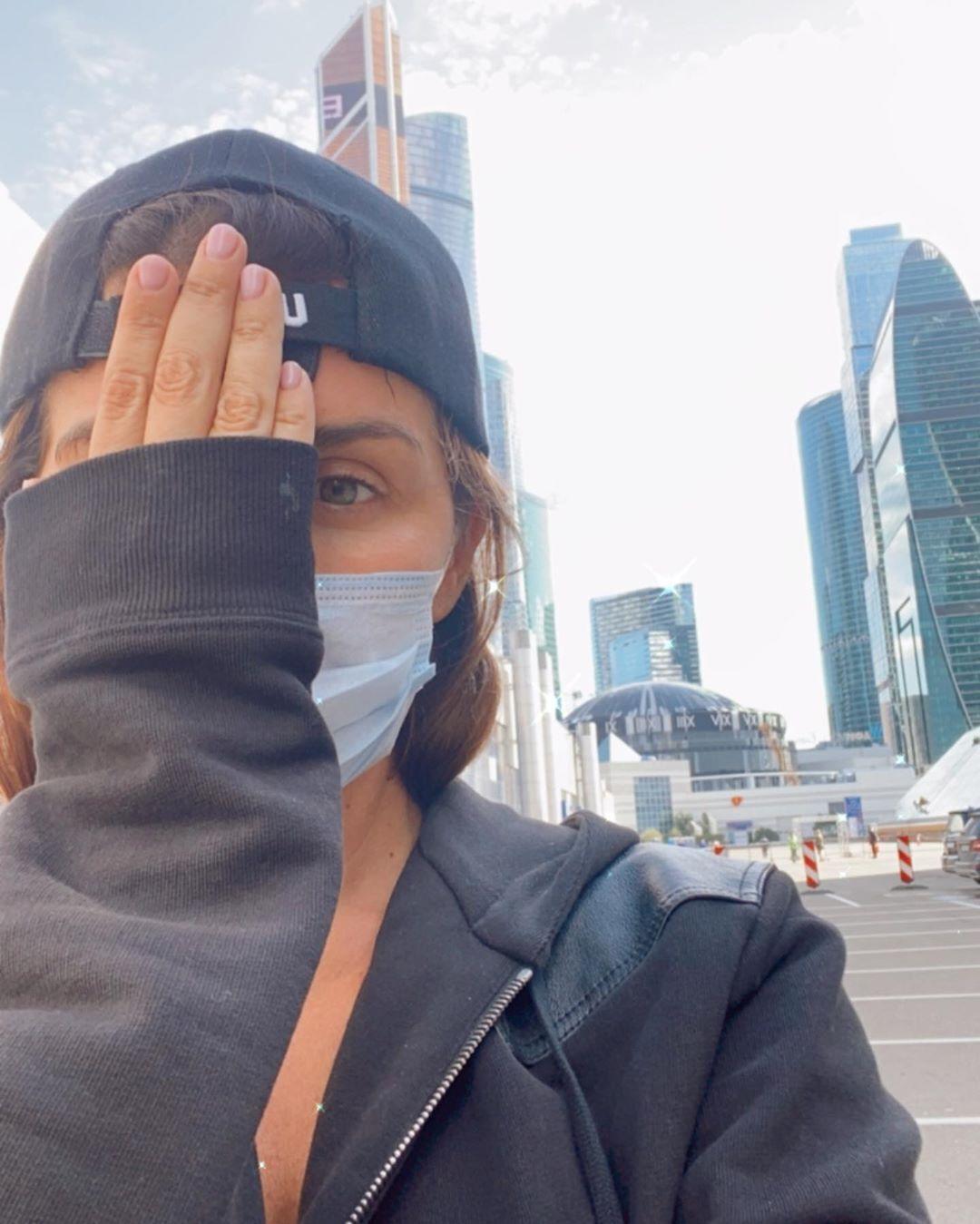 Седокову предала и обворовала близкая помощница (Instagram Анны Седоковой)