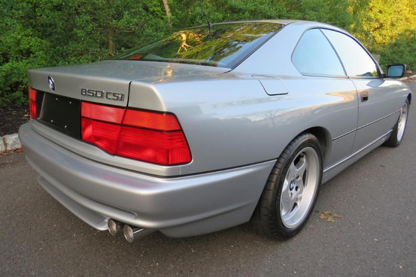 BMW, которую продали почти за 150 000 долларов.