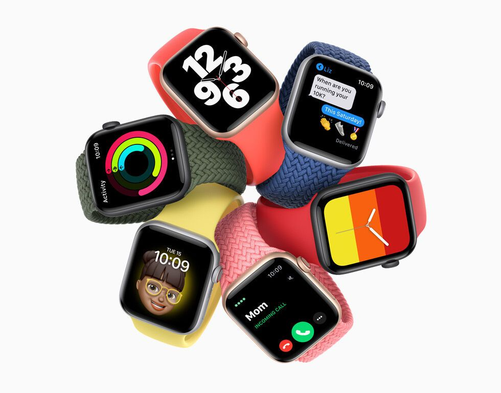 Apple Watch SE стоят 279 долларов