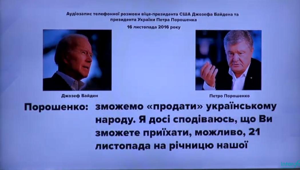 Разговоры о поддержке Украины США.