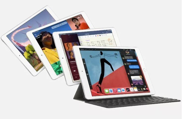 Новый iPad 8 .