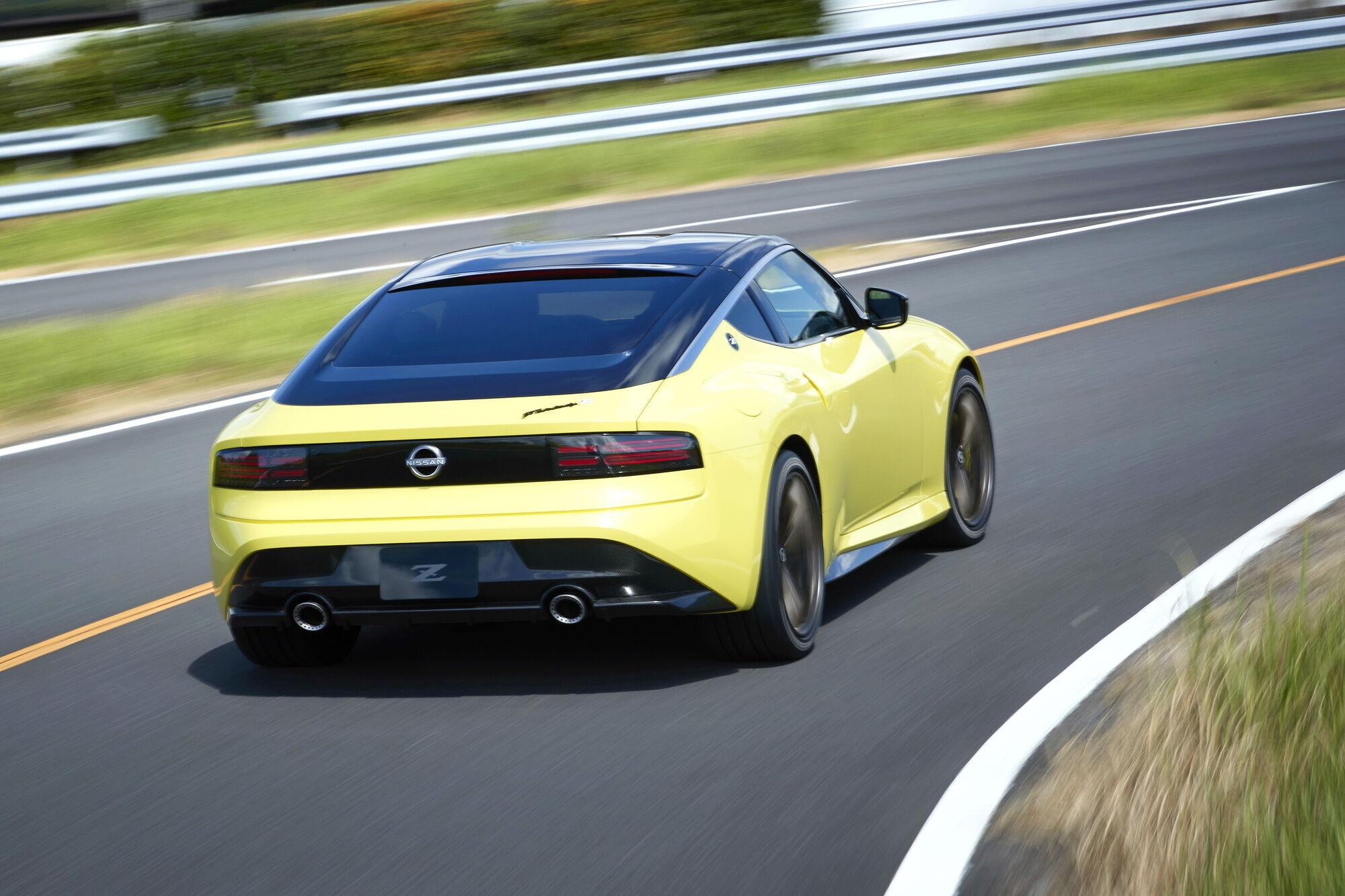 Nissan Z Proto. Фото: