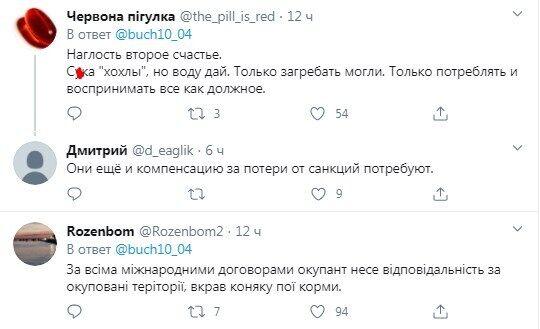 Пользователи сети возмутились из-за жалобы России на Украину.