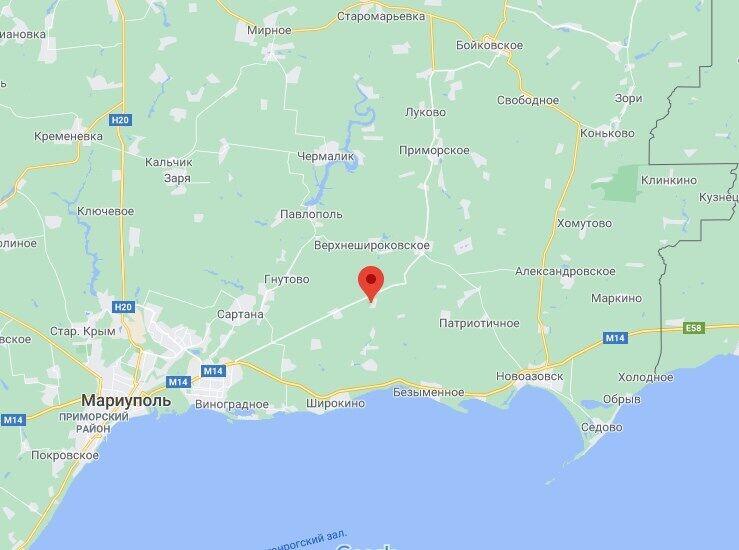 Село Заїченко внесли в список окупованих Росією.