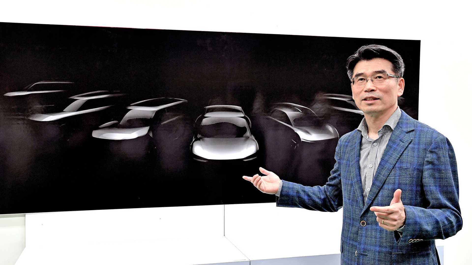 Kia готовит 7 новых электромобилей на ближайшие 7 лет.