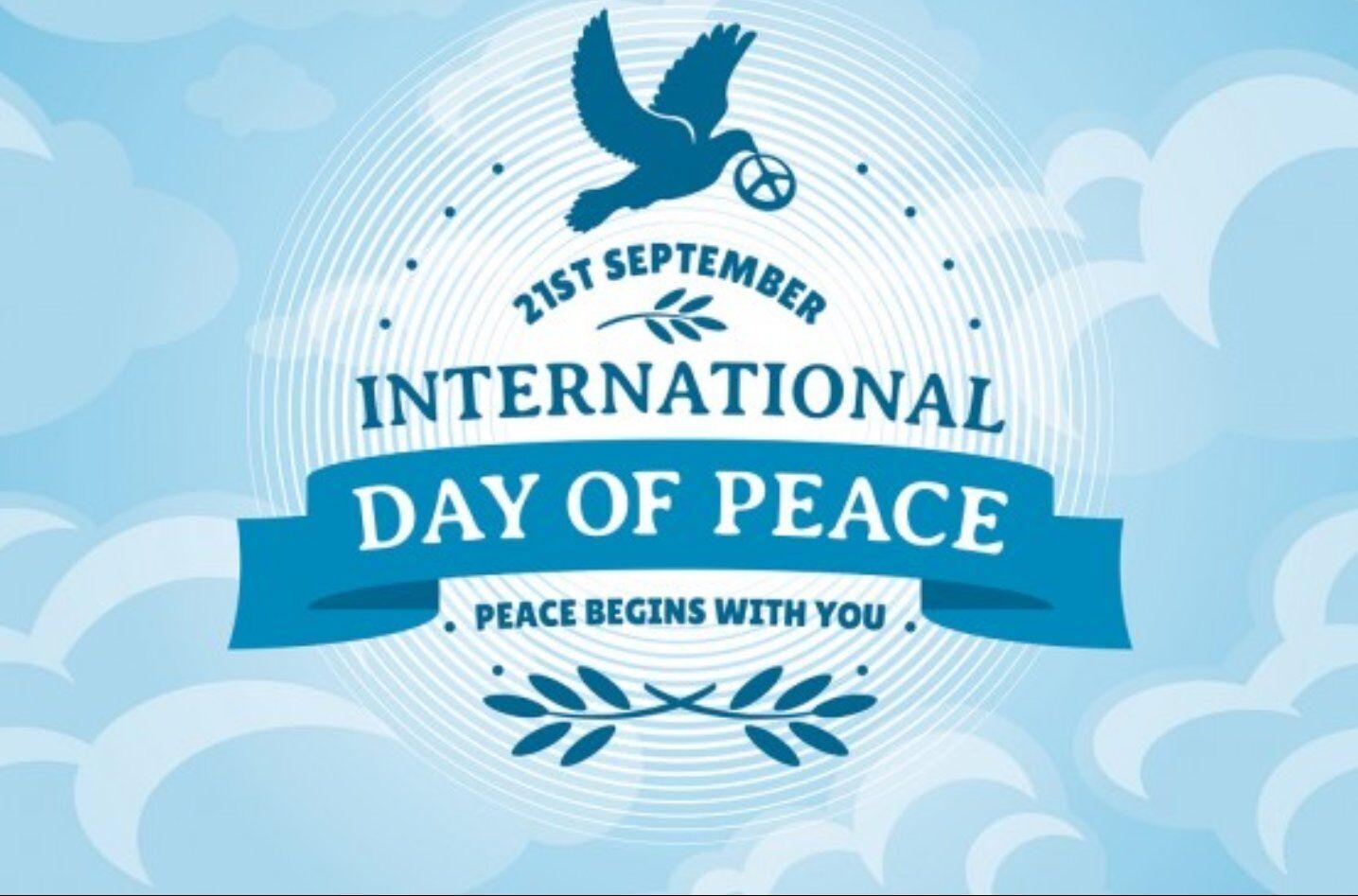 Міжнародний день миру відзначається з 1981 року
