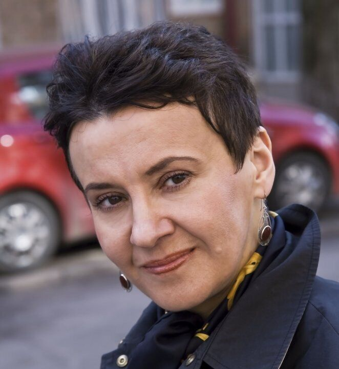 Оксана Забужко відзначає 60-річчя