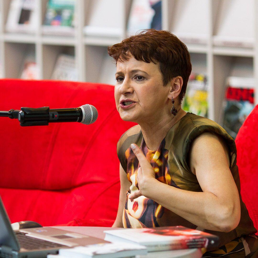Оксана Забужко: Імперії обходяться дорого – і не тільки колоніям