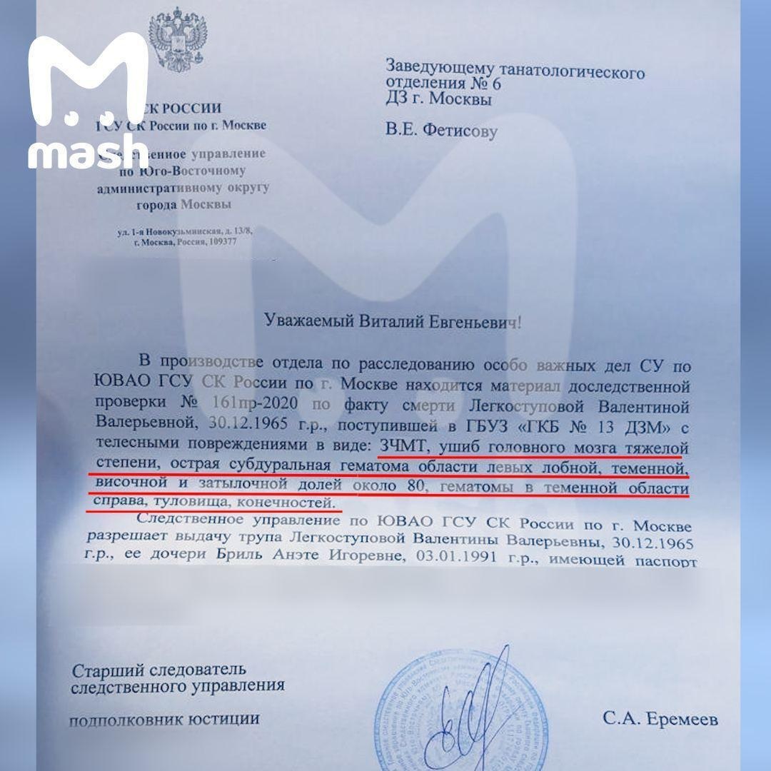Telegram-канал Mash