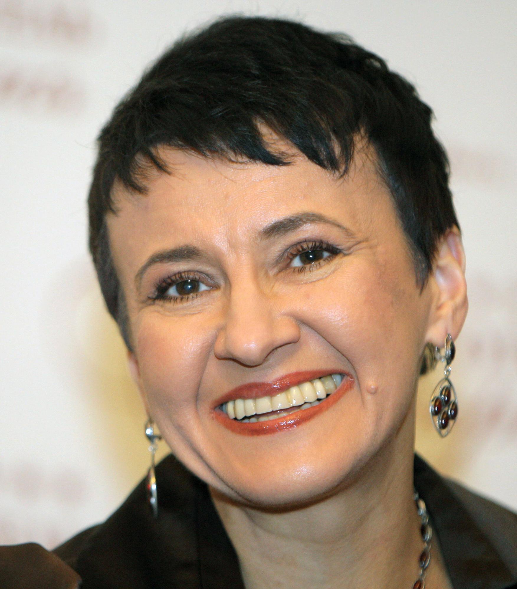 Оксана Забужко: Депутатство в Україні – тяжка психічна хвороба
