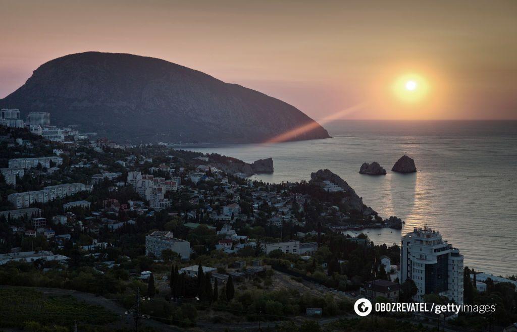 Землю в Криму оголосили прикордонною