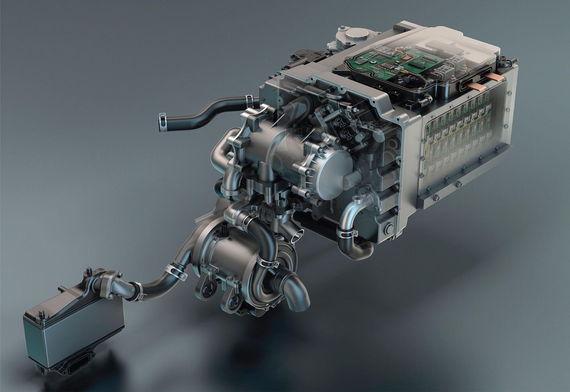 """GM """"поделится"""" компонентами GM Ultium Drive с другими производителями электромобилей. Фото:"""