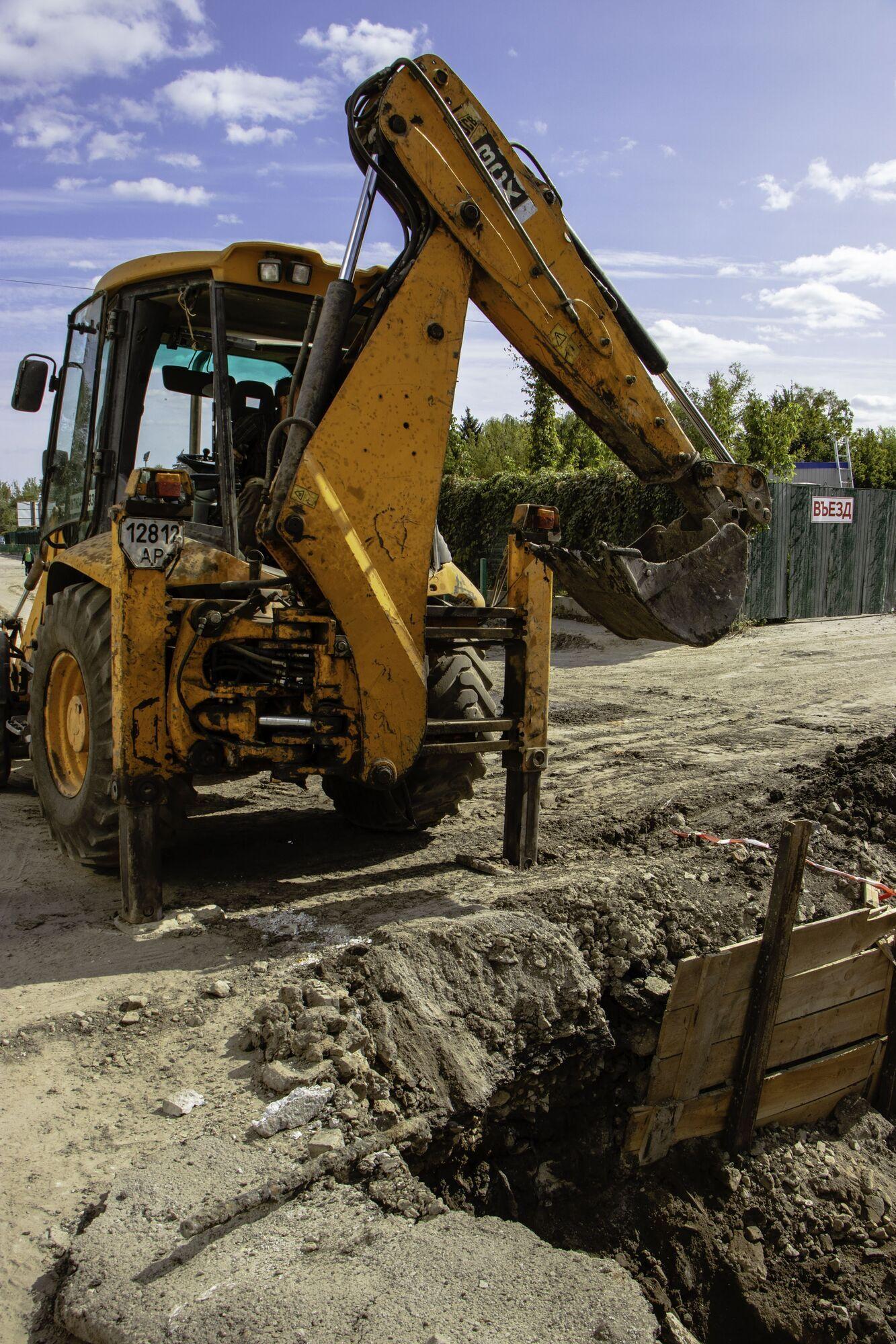Капитальный ремонт Крестьянского спуска планируют завершить в октябре